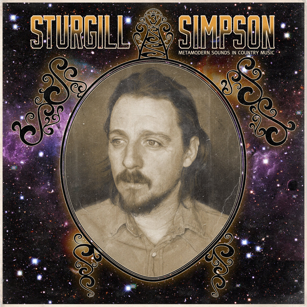 Sturgill Simpson - Metamodern Sounds in Country music   Pete Lyman   High Top Mountain Records