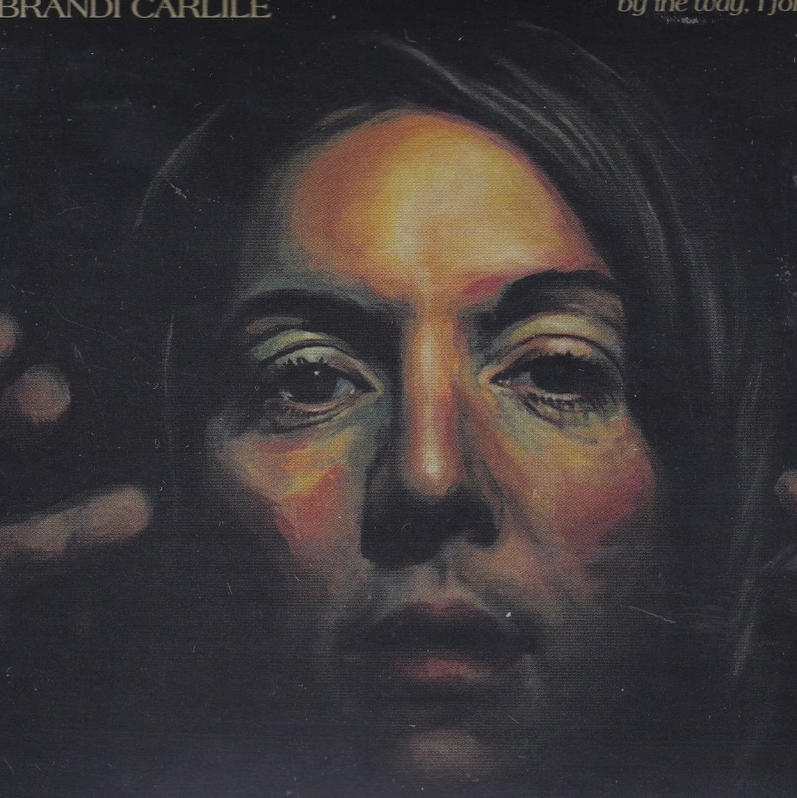 Brandi Carlile - By the Way, I Forgive You   Pete Lyman   Low Country Sound, Elektra