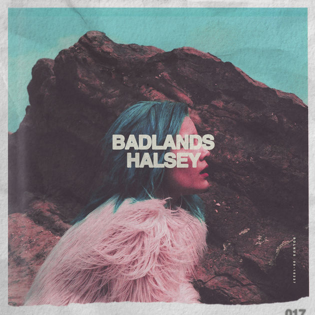 Halsey - Badlands   Pete Lyman   Astralwerks Records