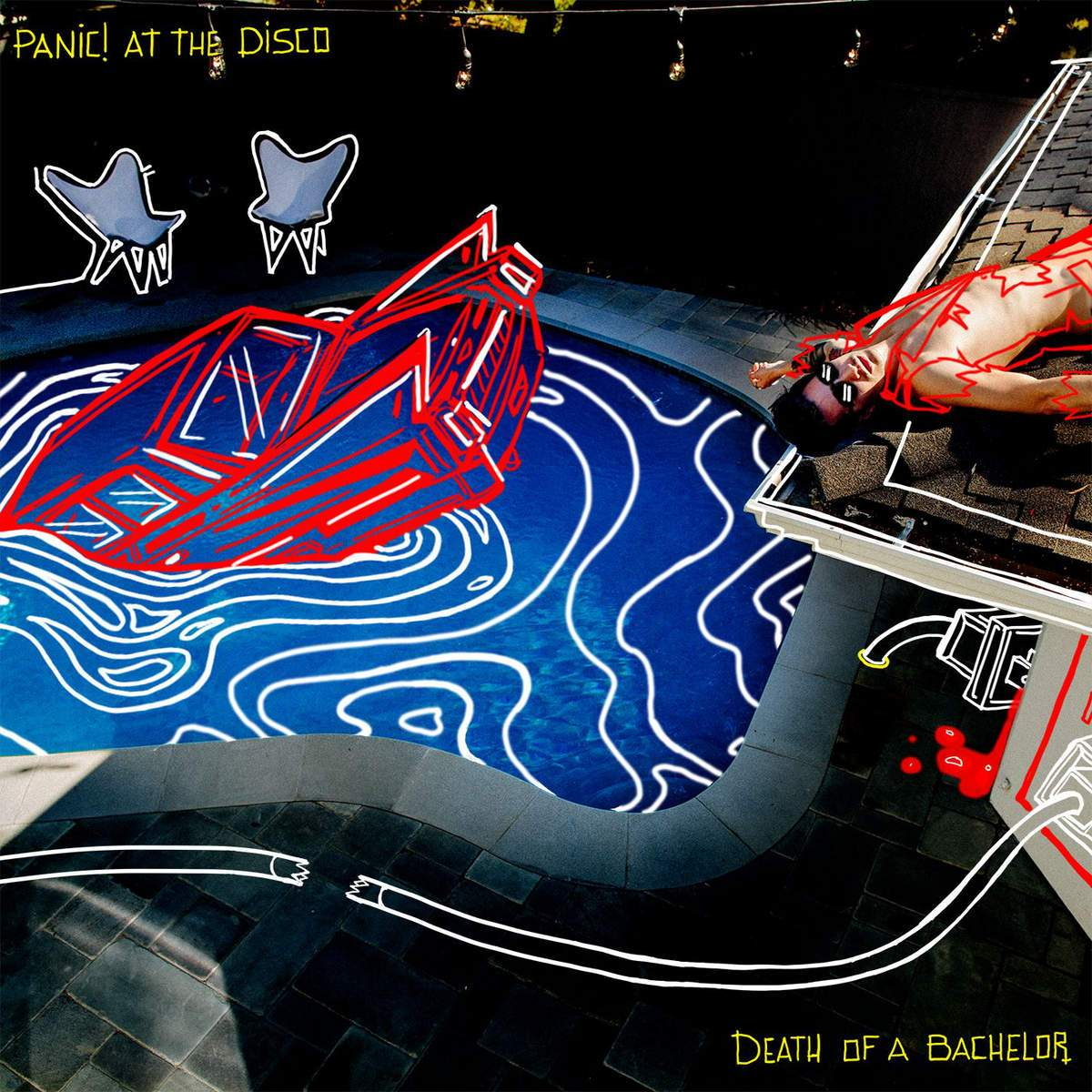 Panic! at the Disco - Death of a Bachelor   Pete Lyman   Fueled By Ramen