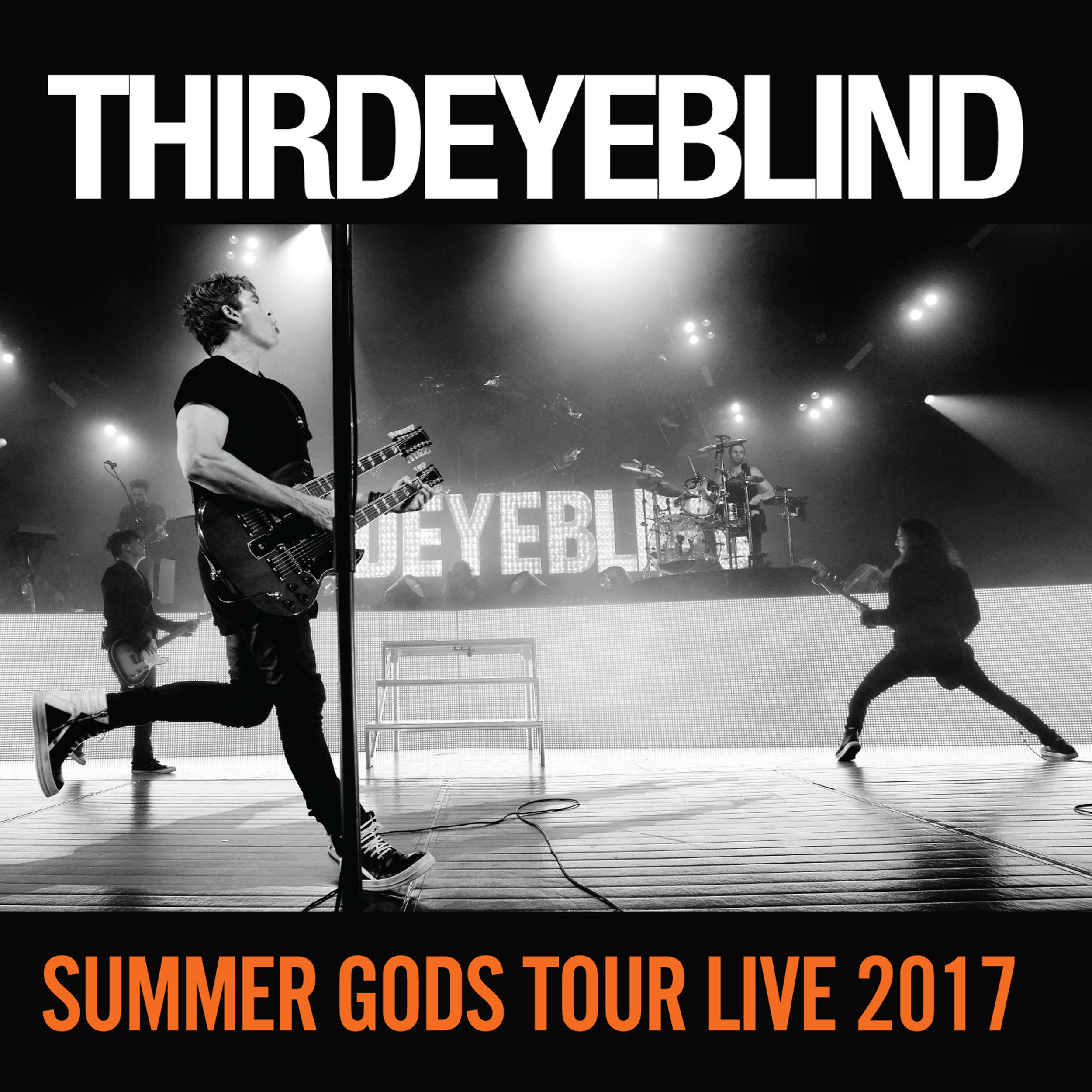 Third Eye Blind - Summer Gods Tour Live 2017   Piper Payne   Mega Collider Records