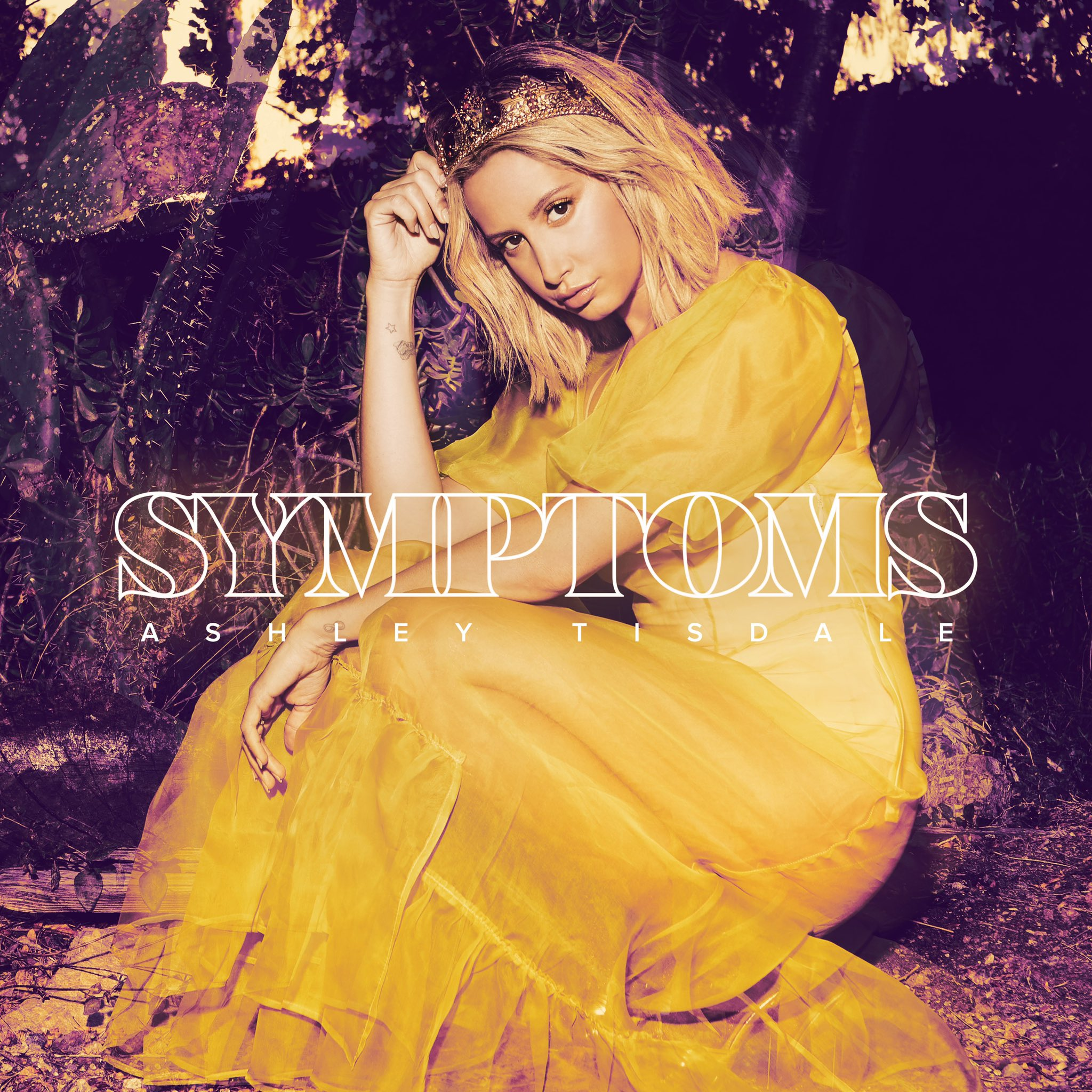 Ashley Tisdale - Symptoms   Dave Gardner   Big Noise