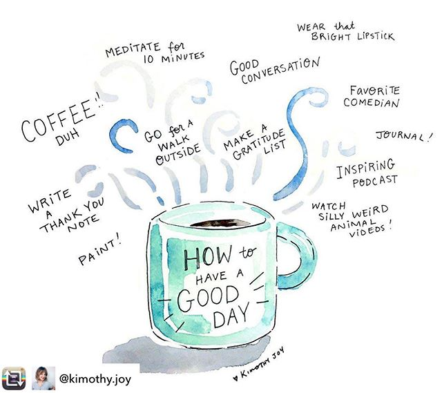 #Repost from @kimothy.joy - Maybe it all begins with the way you feel in the morning? How do you begin each day?  Here's some basic cause and effect math. Your mood can change your day. Your days can change your personality. And your personality can change your reality. You can transform your life.  Get to know what makes you feel good and fulfilled and joyful. I'm not talking about superficial happiness or pleasure. I'm talking about deep peace and contentment. Write it down. Begin with those things and habits that shift your mood each morning. Seriously just lighting a candle, making a hot cup of coffee, and painting my nails makes me feel like I showed up for the day!  Here's the part that makes me extra curious. What if every human focused on this each morning? How would that change them? If they began with self-love, would they be able to get up and express judgment, hatred and violence against others? I've been in the midst of a huge spiritual transformation this year (probably prompted by birthing a human of my own) and all of these fundamental basic ideas keep coming up. Whereas before, I was convinced I should convert everyone to feminism because duh. But I'm in listening and receiving mode lately. I'm looking at the most simplistic ways we can make widespread social shifts. More to come as I process this. 🥰love you all.