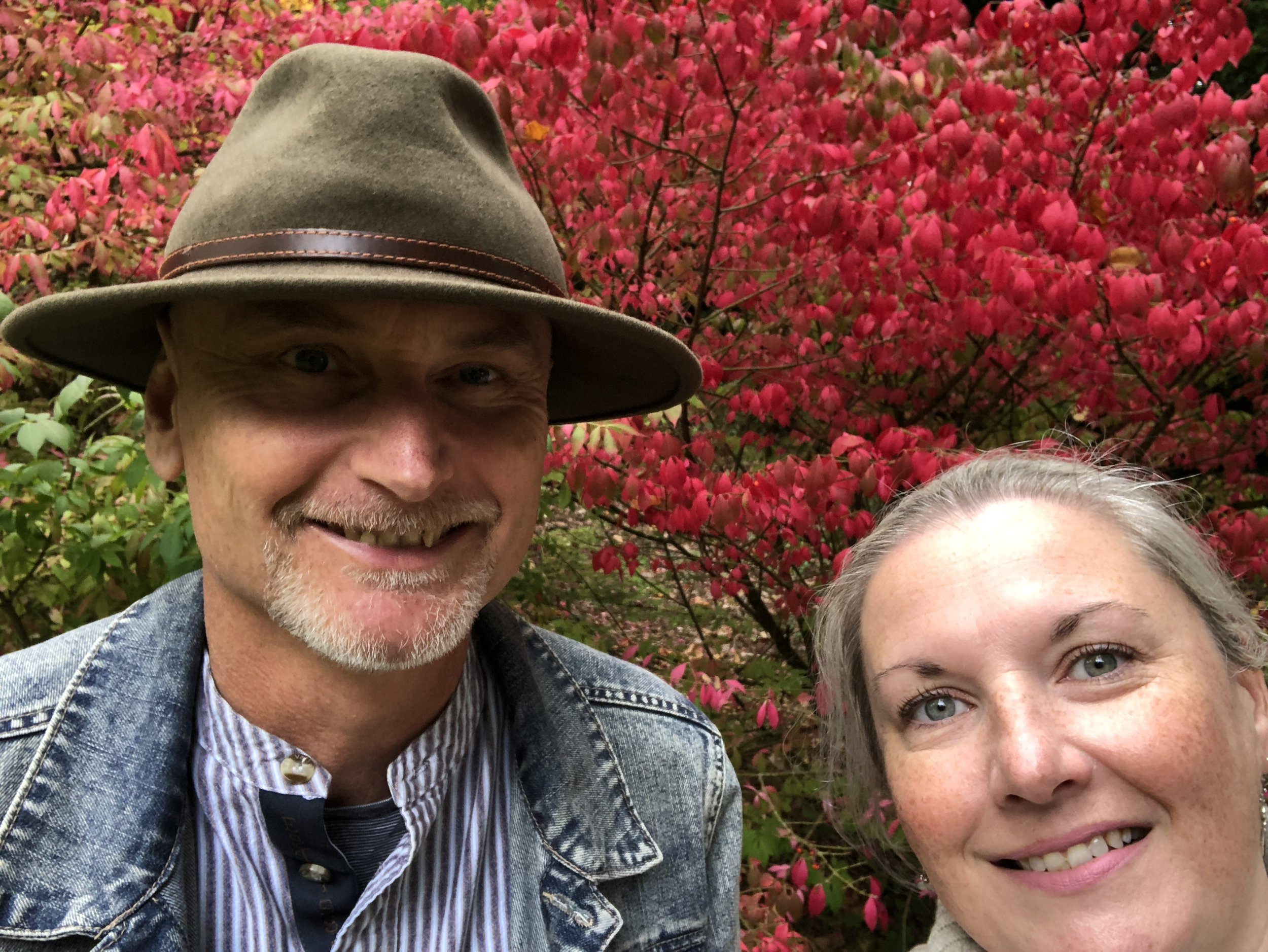 Ian and Clare…. - Warmly invite you to join us on our journey through the seasons.
