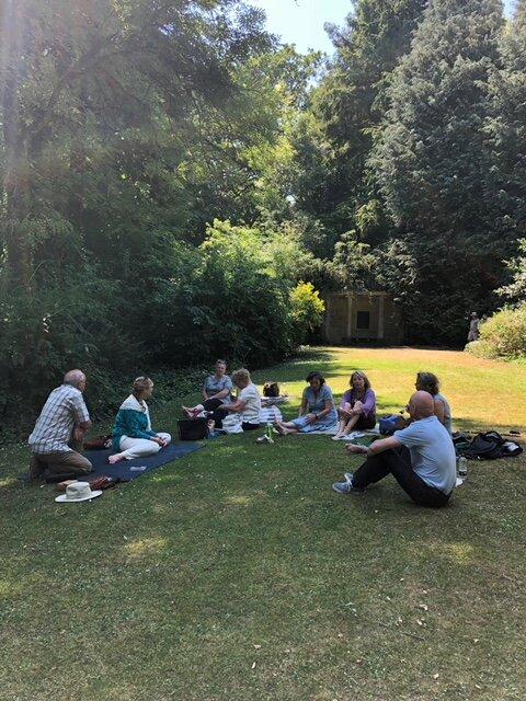 Summer Session Outside
