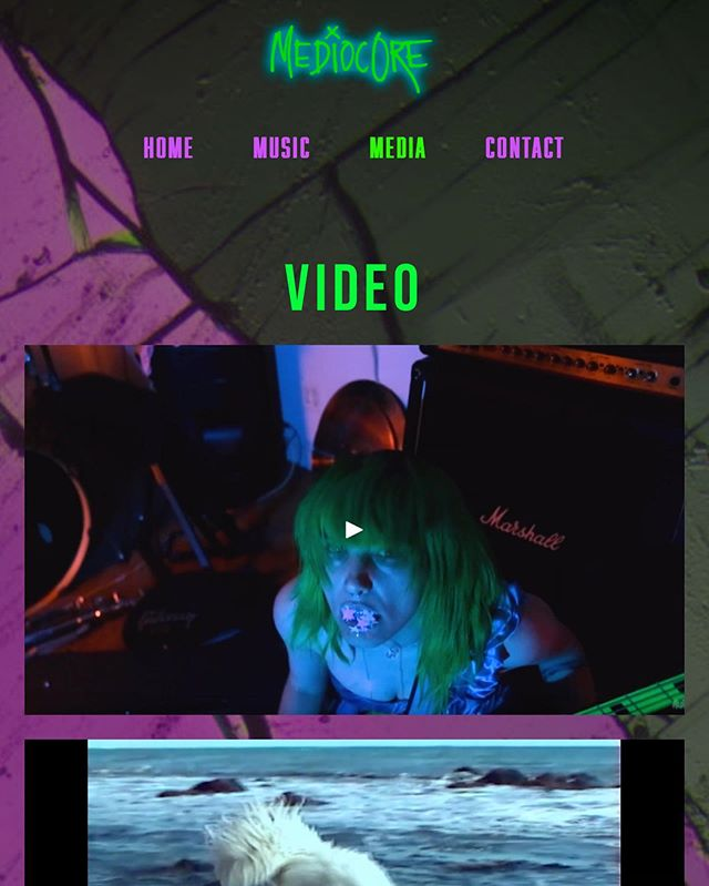 introducing www.medioc0re.com // 🔫💦