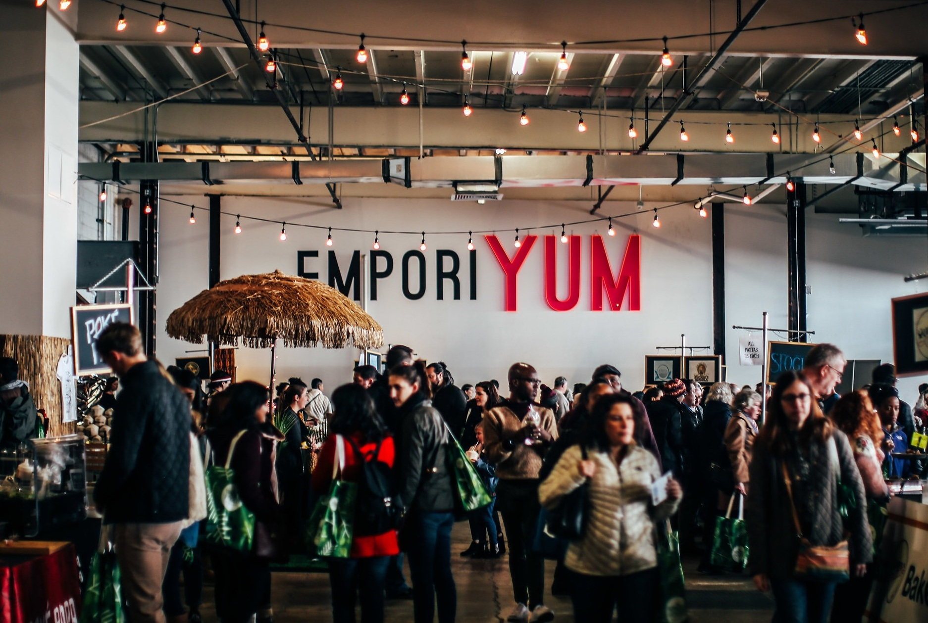 past yums - Since 2014 The Emporiyum has been bringing people together. Check out our past events!