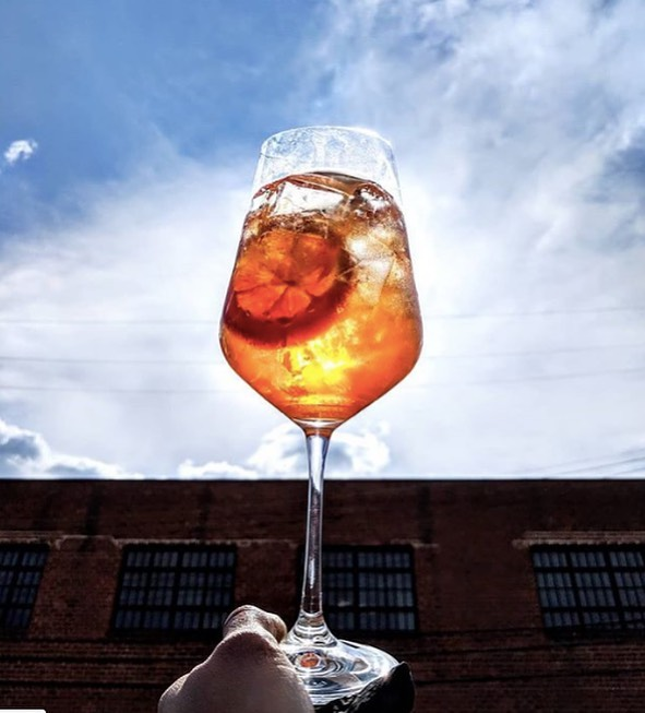 Need a nice, refreshing drink after to a long, hot day? Get your ticket to the Emporiyum at the link in bio and DC's own producer of delicious Italian liqueurs @donciccioefigli will take care of it! Nov 8-10 in Dock5 @unionmarketdc. MEET. EAT. SHOP.