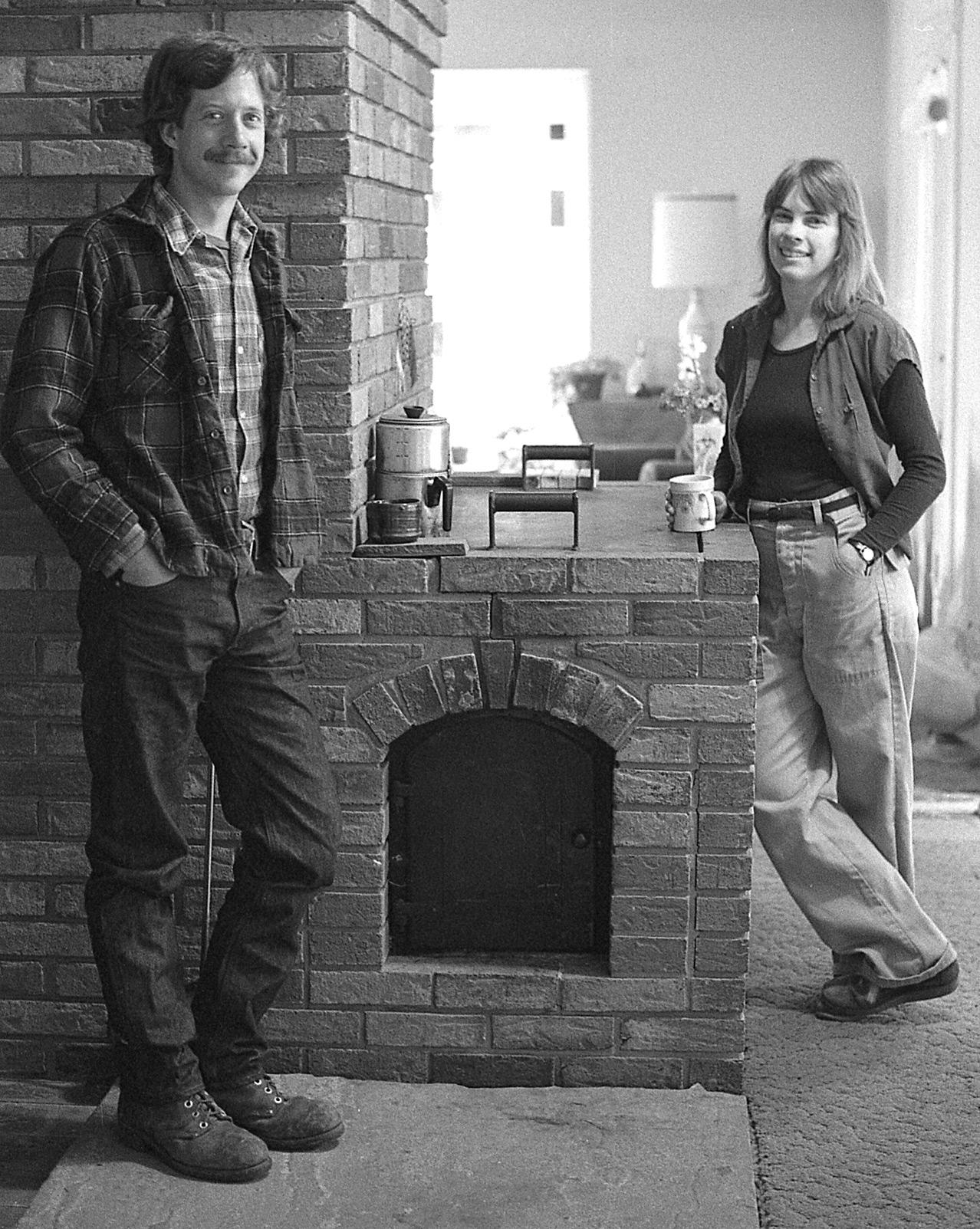 Mountain flame, 1984.