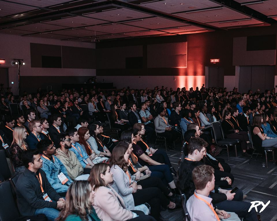 Medium:    4 Lessons Learned from Running Canada's Largest Student Entre. Conference