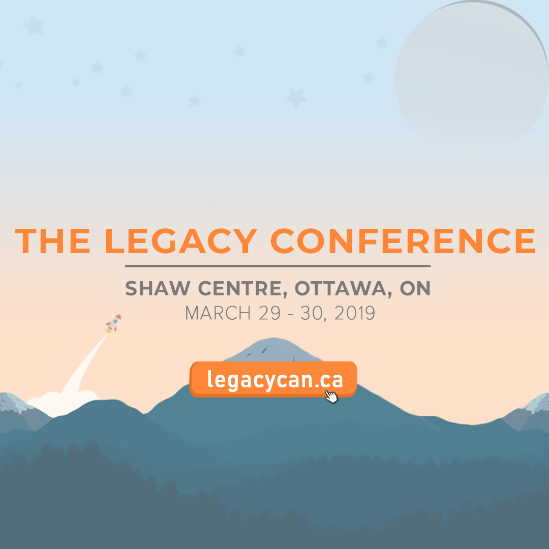 Email:    things they don't teach you in class    (Legacy Conference 2019 Promo)
