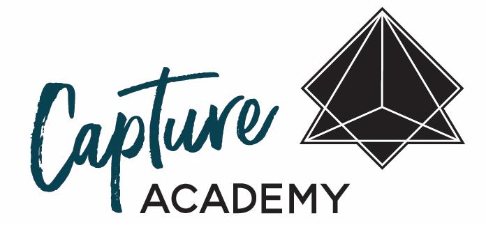 Capture Academy - Capture Basics with Caiti