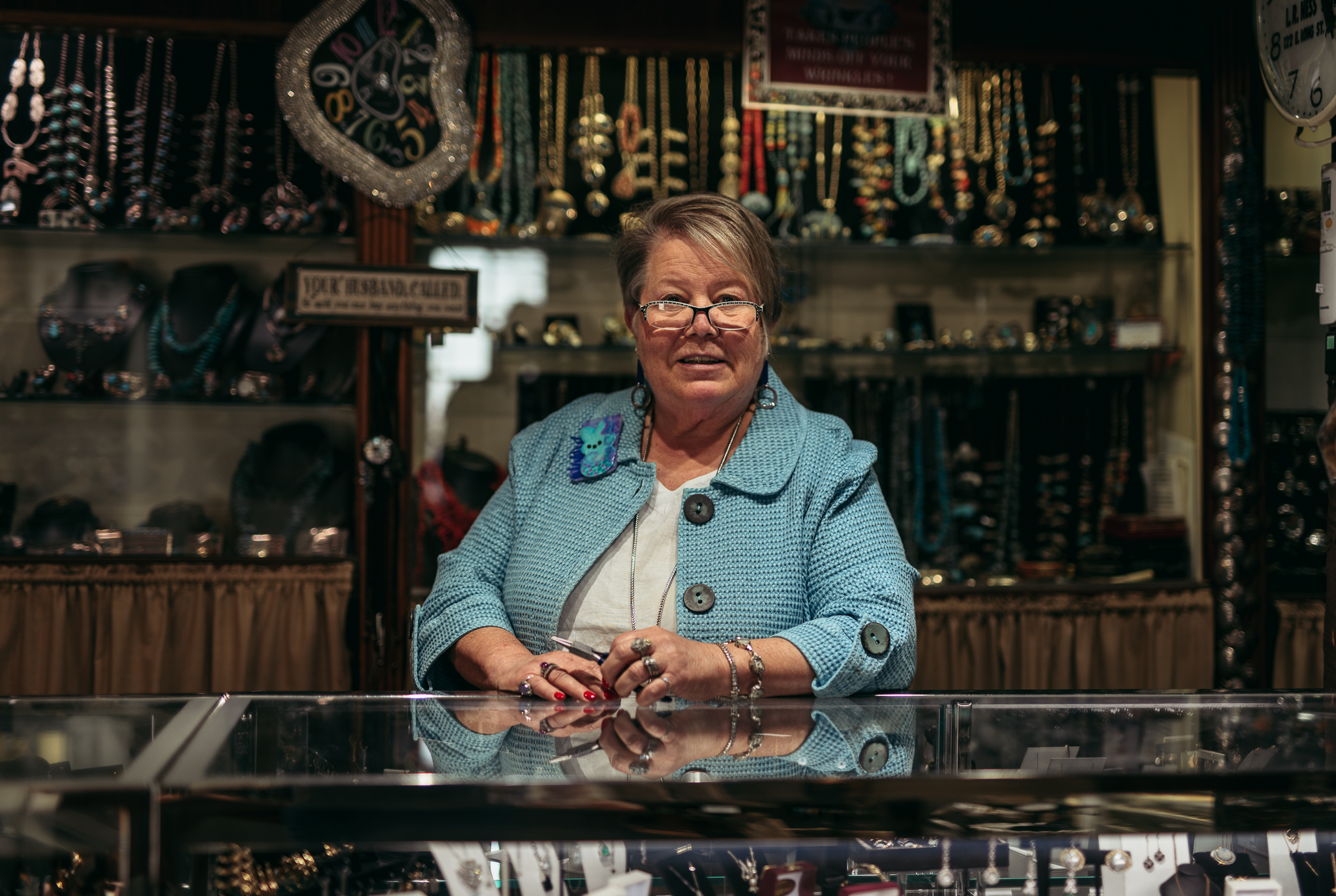 Pat Elicker - Owner of the barn