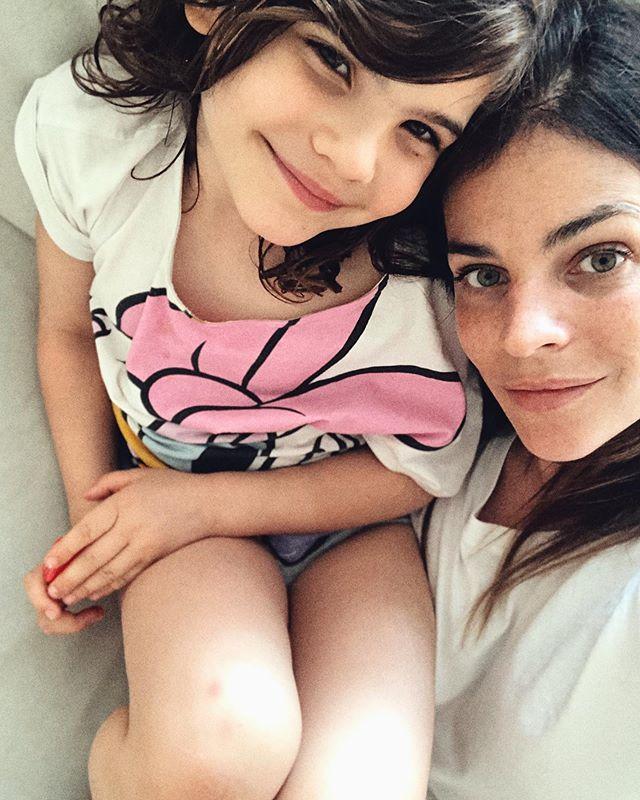 Brunette Game Strong #romynicole #motherdaughter