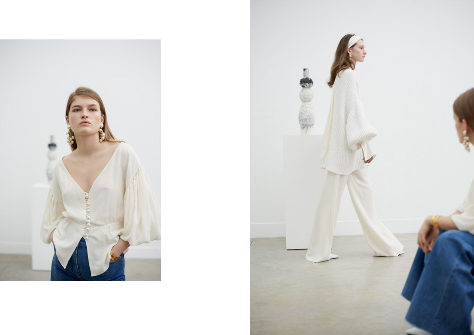 Mother of Pearl No Frills AW19