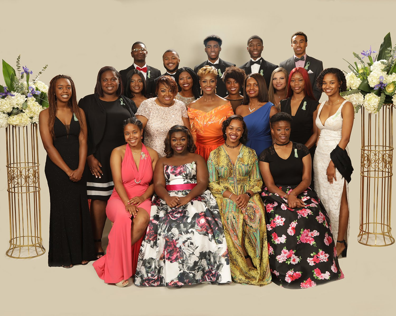 2018 Mary Parker Foundation Scholarship Recipients