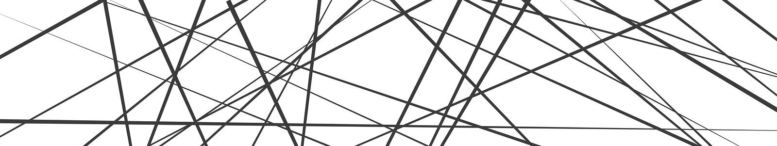 abstract black lines of various widths on white background | questions about mental health services & counseling in Tulsa, OK