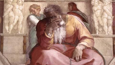 Jeremiah - Bible Studies, Messages, Papers