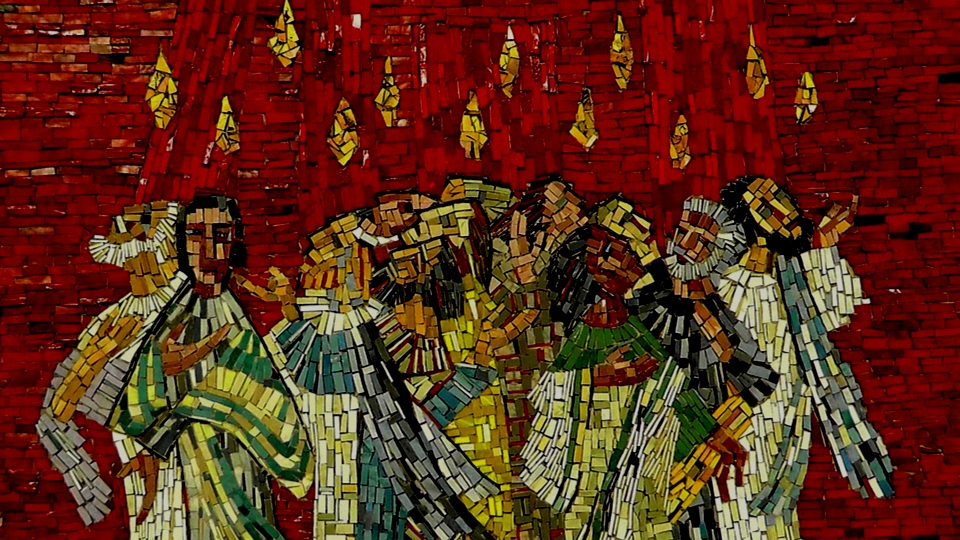 Pentecost - As Paradigm for Christianity and Cultures