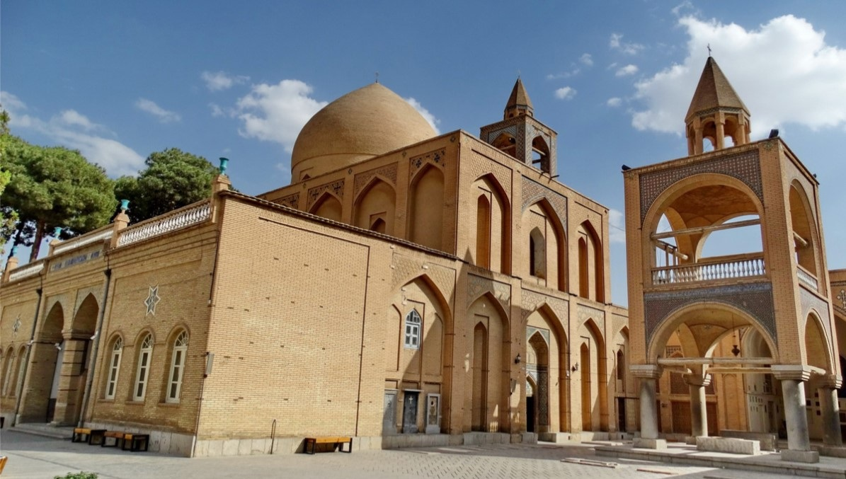 The Church Under the Persian Empires -