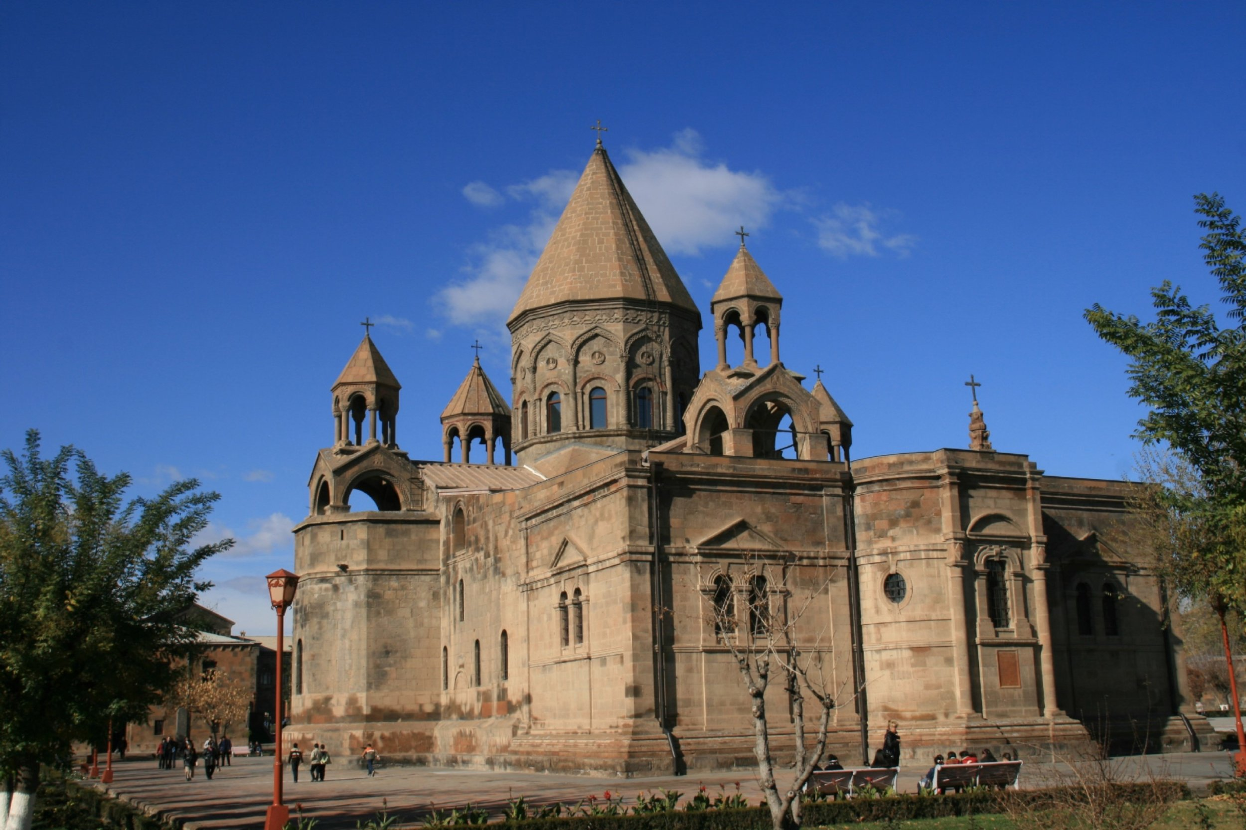 The Church Under the Turkish Empires -