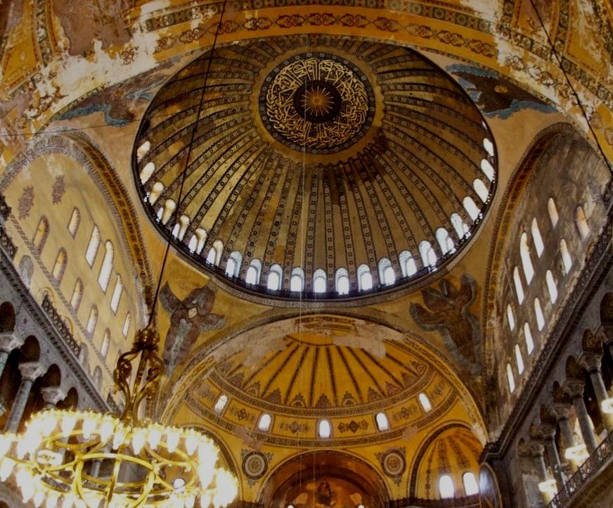 The Church in the Roman Empire: 313 - 800 AD -
