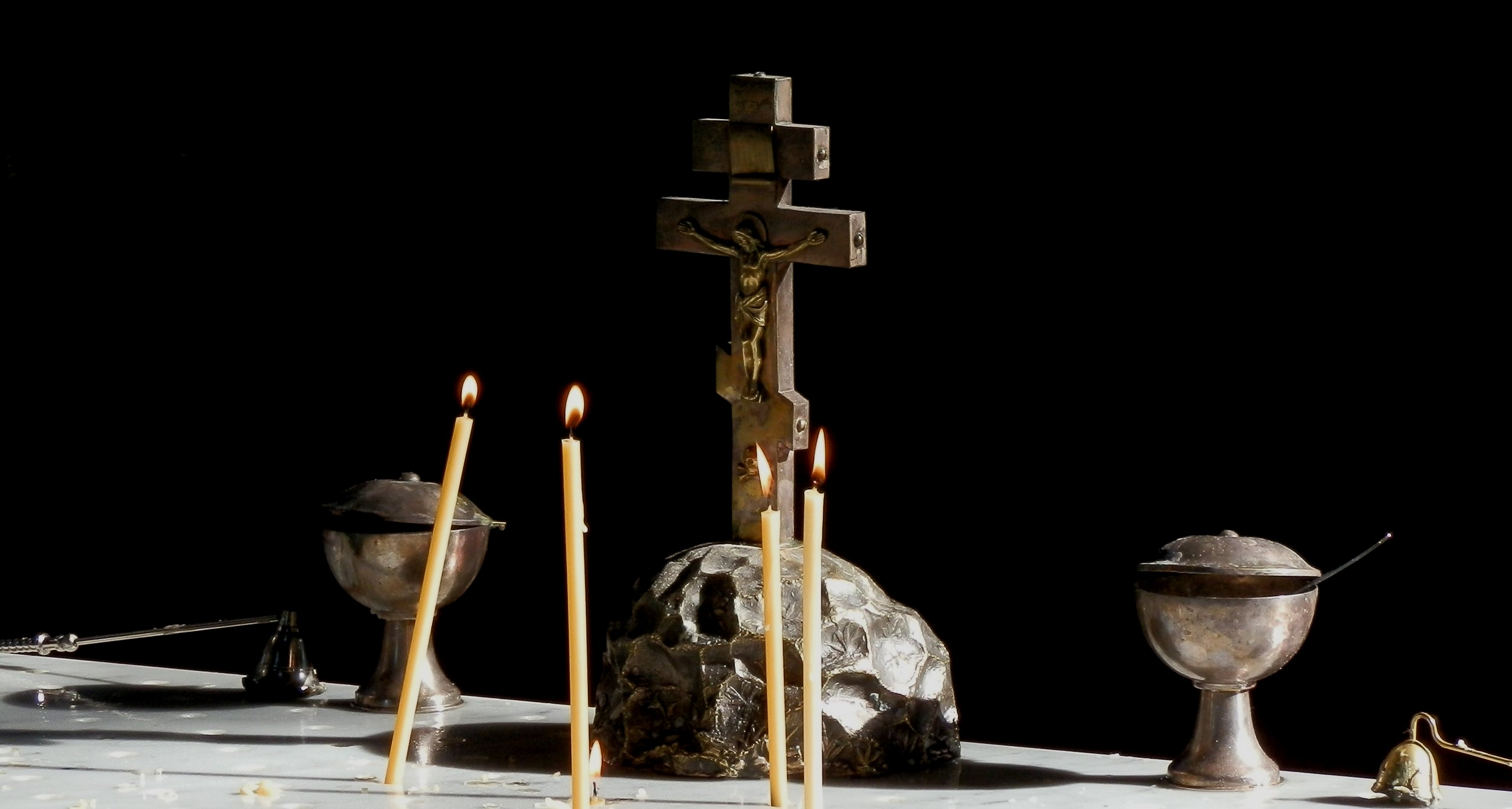 Sources of Christian Restorative Justice: Orthodox -