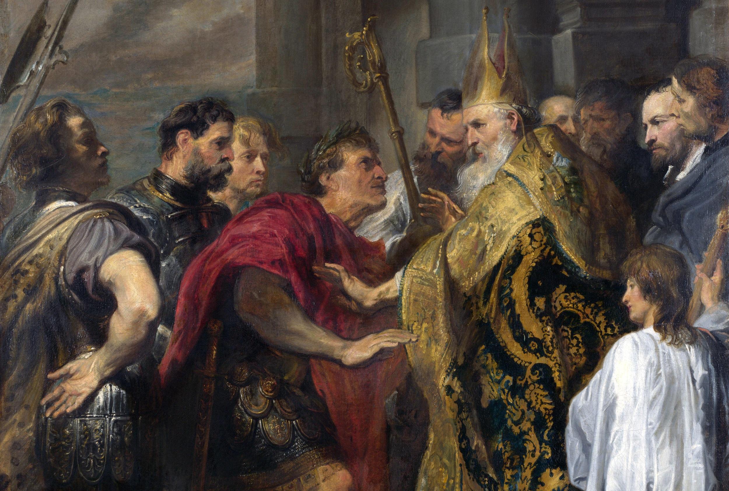Politics: Christian Restorative Justice -