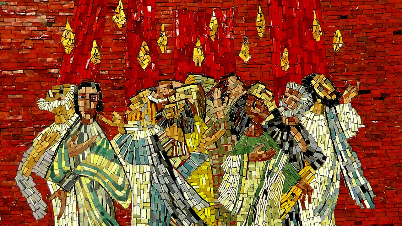 Pentecost as Paradigm