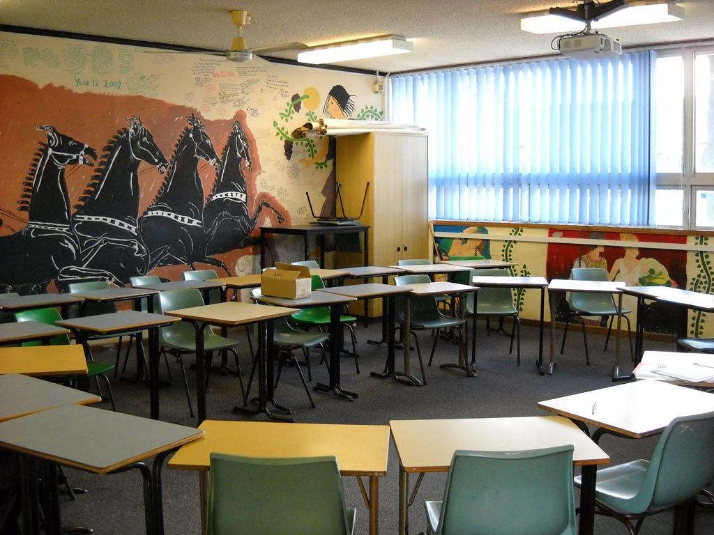Classroom Restorative Justice