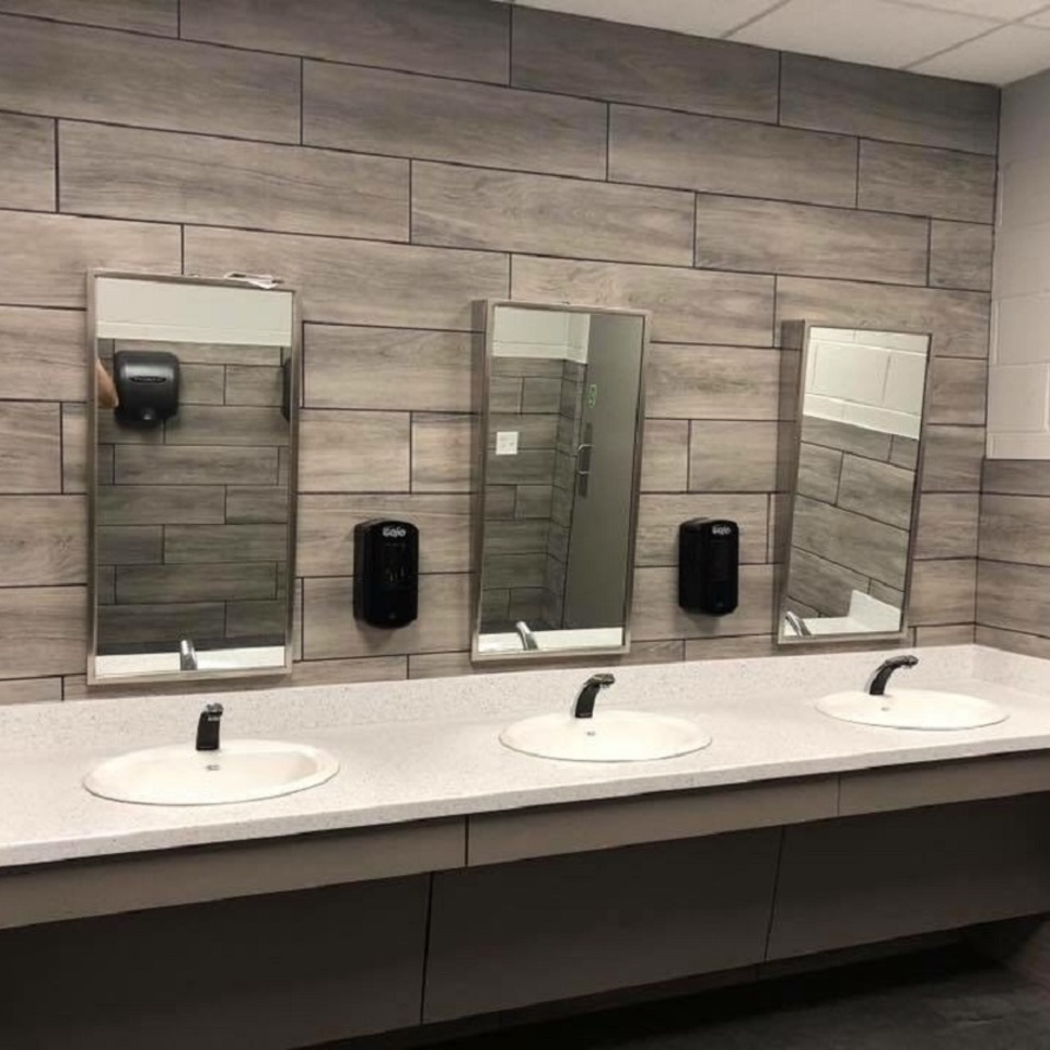 Chickamauga, Georgia - SHAW SI RESTROOM RENOVATION