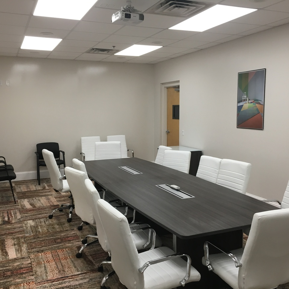 Calhoun, Georgia - SHAW WF OFFICE RENOVATION