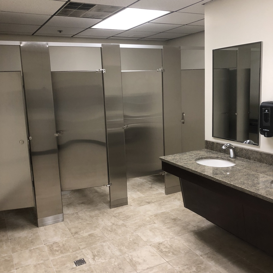Dalton, Georgia - SHAW 7C RESTROOM AND BREAKROOM RENOVATION