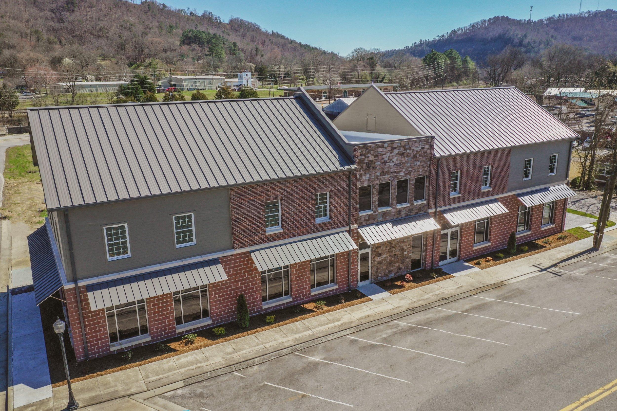 Tennessee Street DevelopmentRinggold, Georgia - RINGGOLD TELEPHONE PROJECT