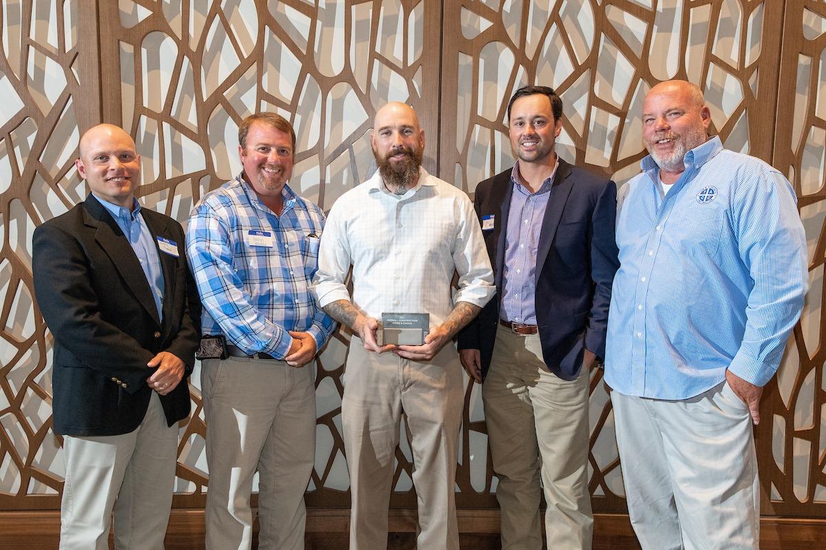 2019 BRIC AWARD WINNER - 2019 AGC Overall Construction Award