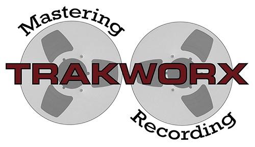 Trakworx Mastering & Recording Studio Logo