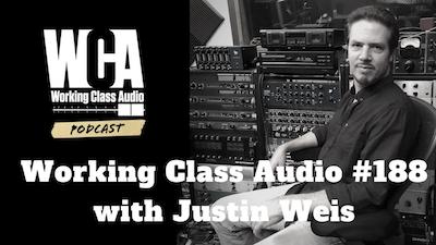 Trakworx Online Mastering Studio Justin Weis WCA Interview