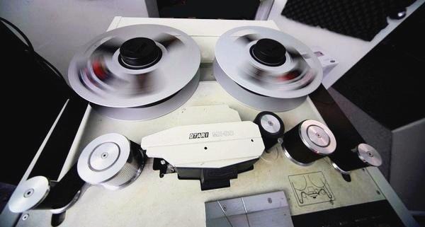 "Trakworx Mastering & Recording Studio Otari MX-80 2"" 24 Track Analog Tape"
