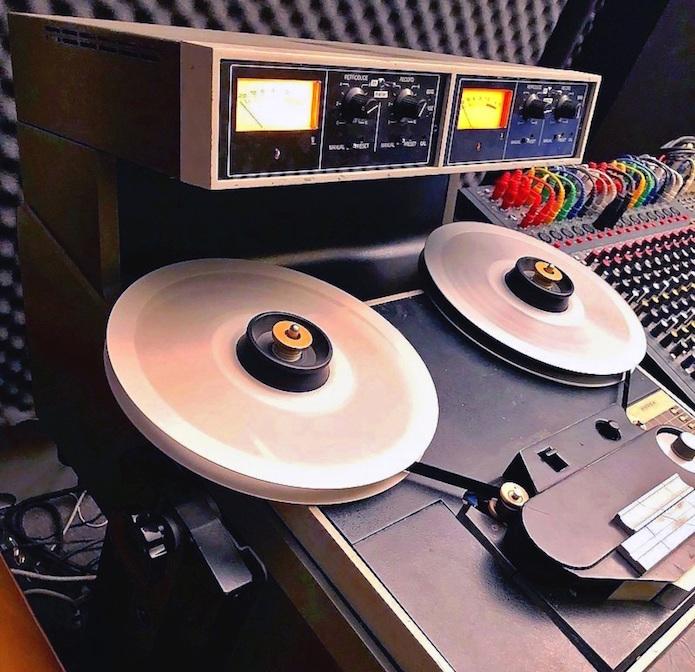 "Trakworx Online Mastering Studio Ampex ATR 102 1/2"" 2 Track Analog Tape"