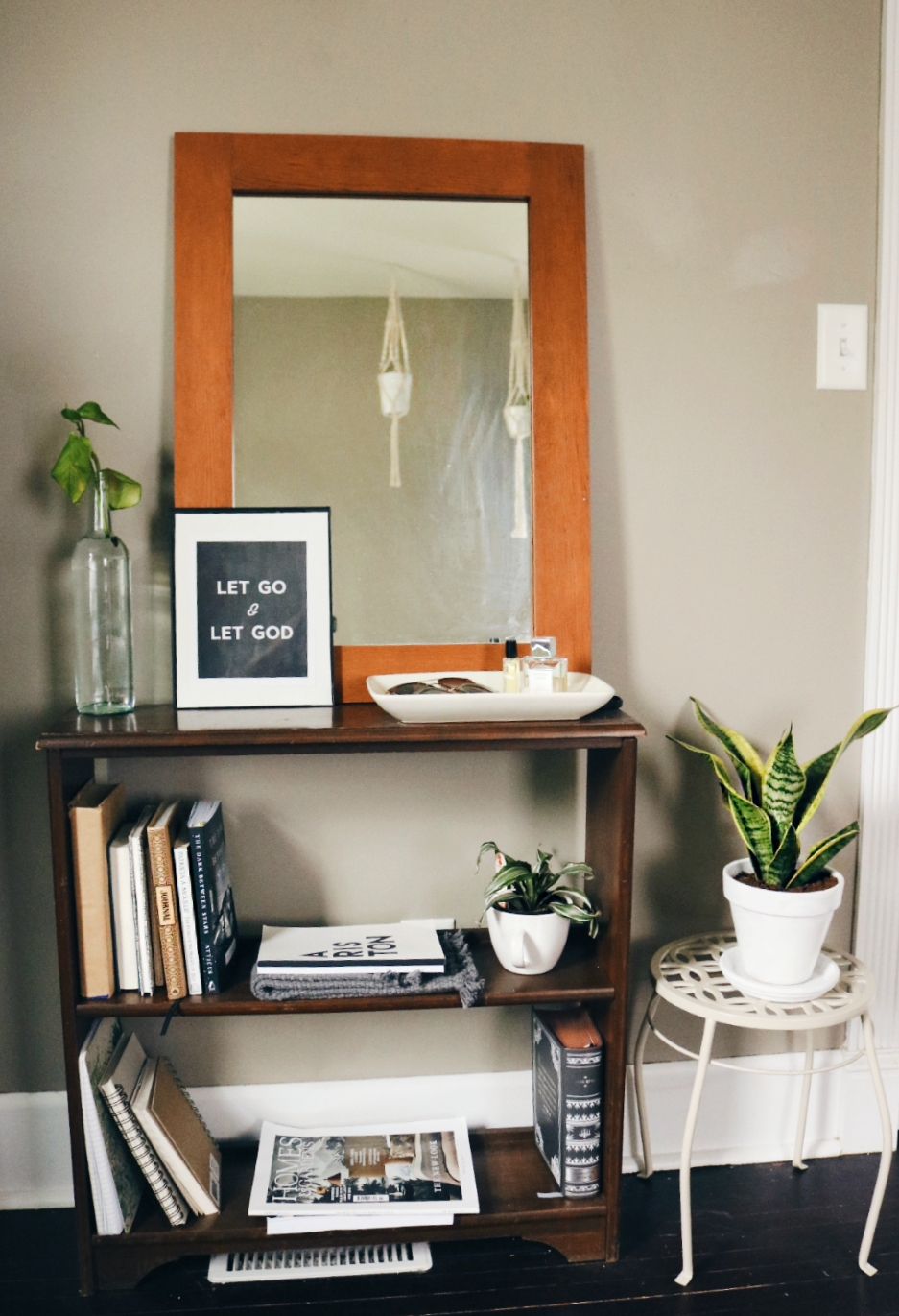 This vignette was inspired by a combination of ideas I gleaned from Pinterest.