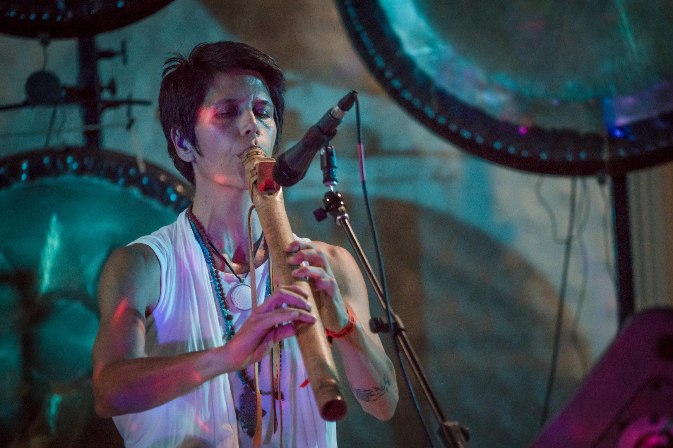 Kerem Brule - Music Meditation Educator, Improvisational Healing Soundscape Artist, Creator of Beautiful Soundsplaybeautifulsounds.com