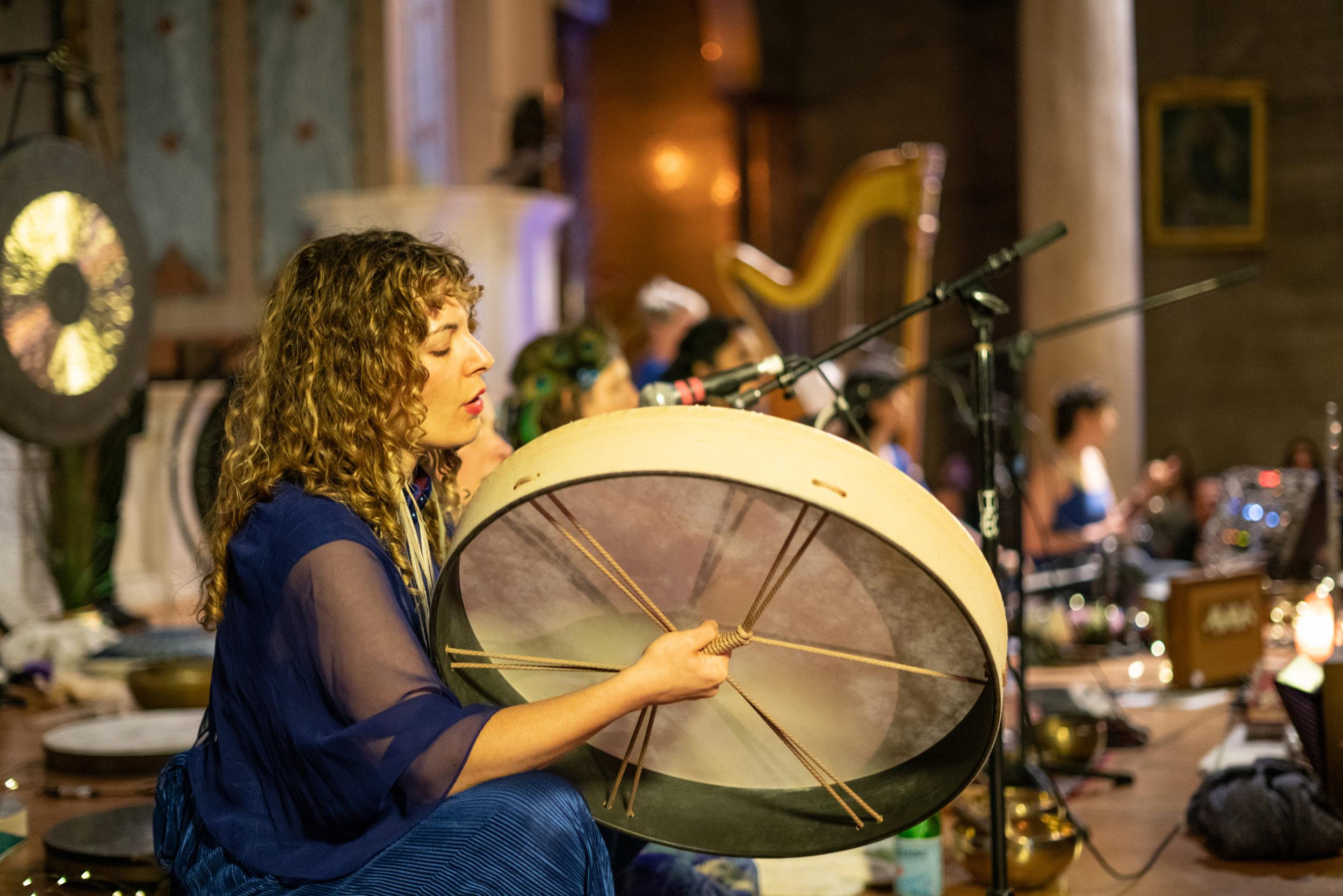 La Mer - Song & Sound Healing Artist, Storyteller, Ocean VoiceLoveLaMer.com