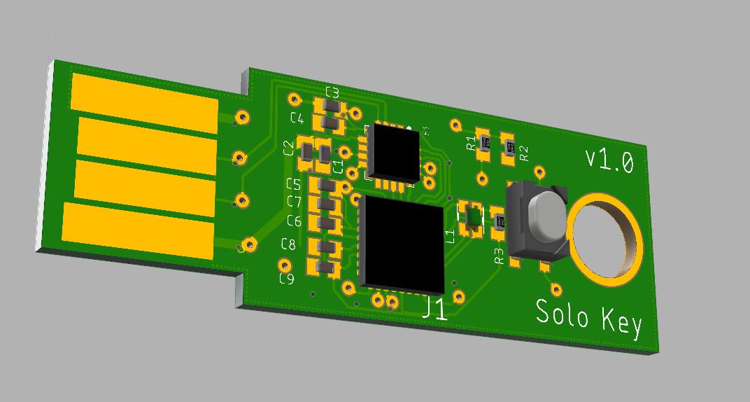 Designing Solo, a new U2F/FIDO2 Token — Conor Patrick