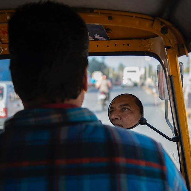 Throughout the tour of Udaipur, I took several photos of our driver. #rickshaw are a neat form of transportation. Since they have a small footprint, they can squeeze through some tight spots.  #rajasthan #fromindiawithlove #nationalgeographic #indian #canadiantraveller #driver