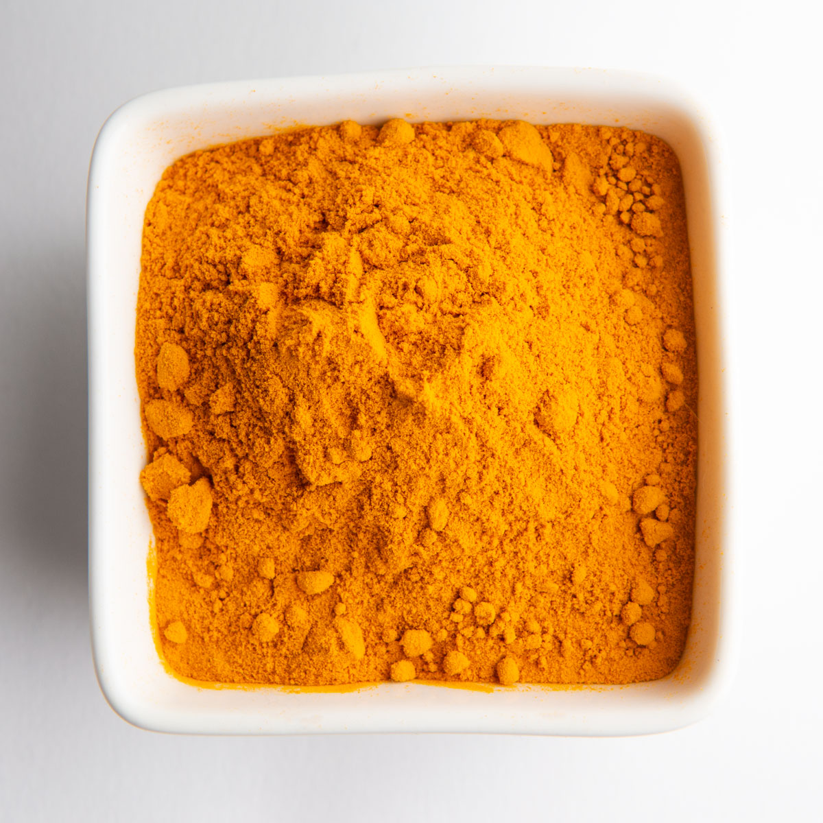 Lots and Lots of Turmeric -