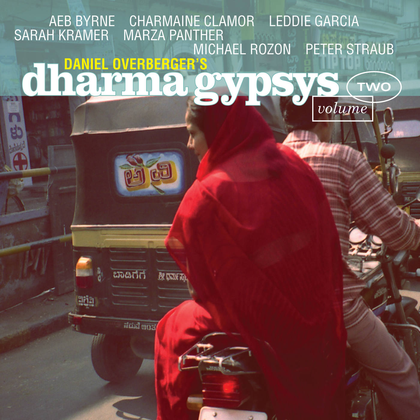 Dharma Gypsys Vol. 2:  Music for Yoga, Meditation and Revolution   $8.91
