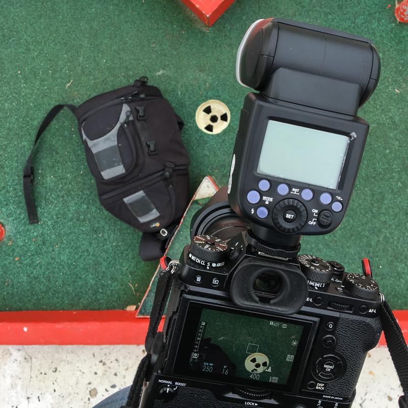 Camera: Fuji XT2  Flash: Godox