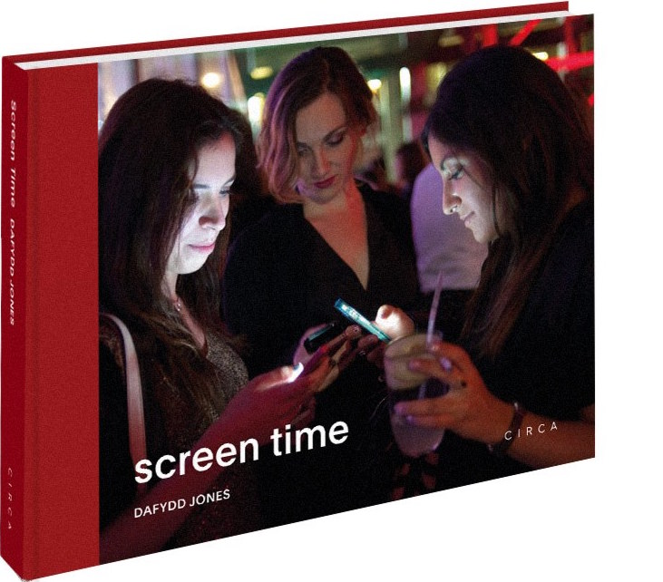 Dafydd Jones -  'Screen Time'    Almost everyone uses a smartphone, and most of us are addicted. In this book, photographer Dafydd Jones shows us just how pervasive our screen addiction…    READ MORE
