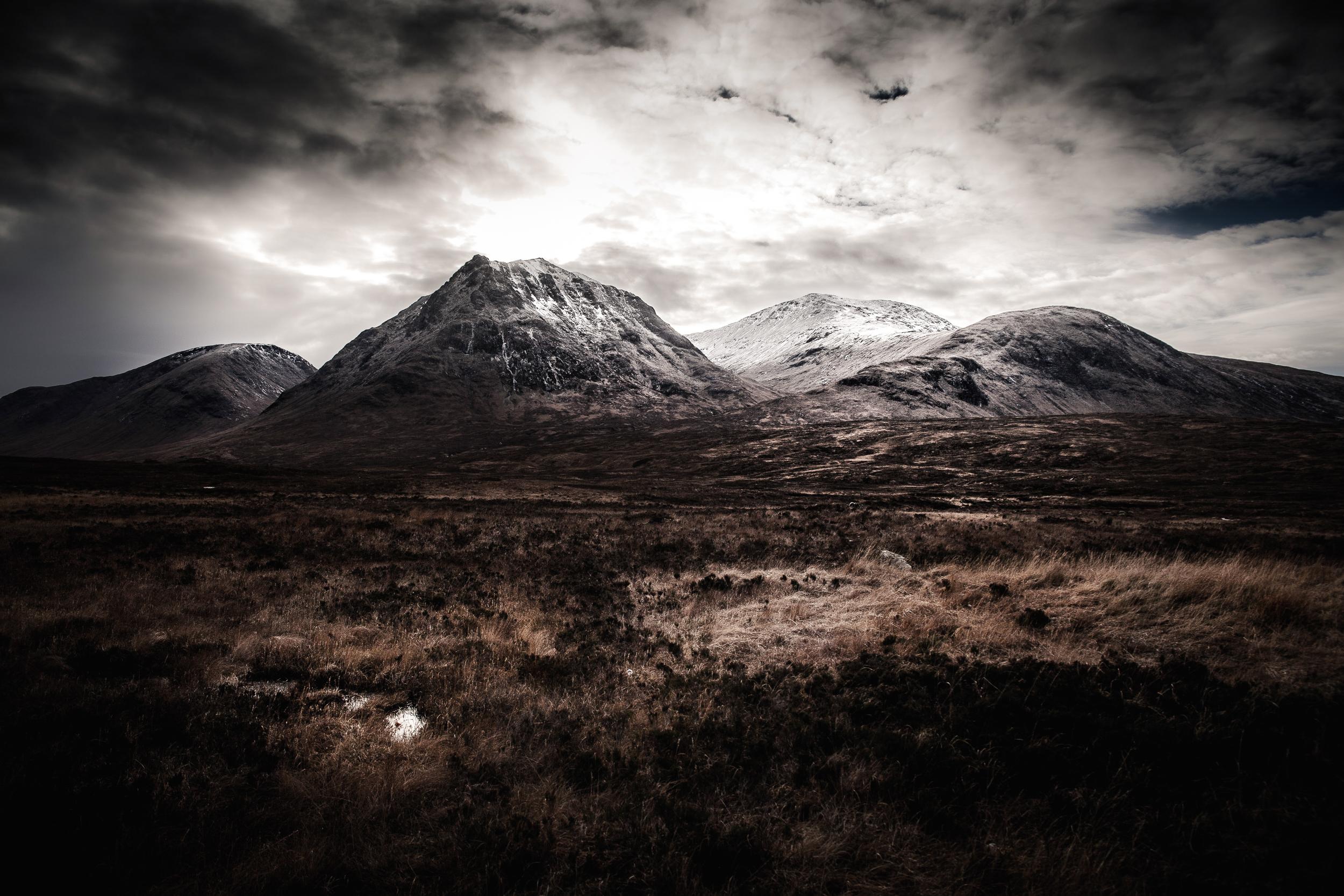 Glencoe, The Highlands - Scotland (2015)