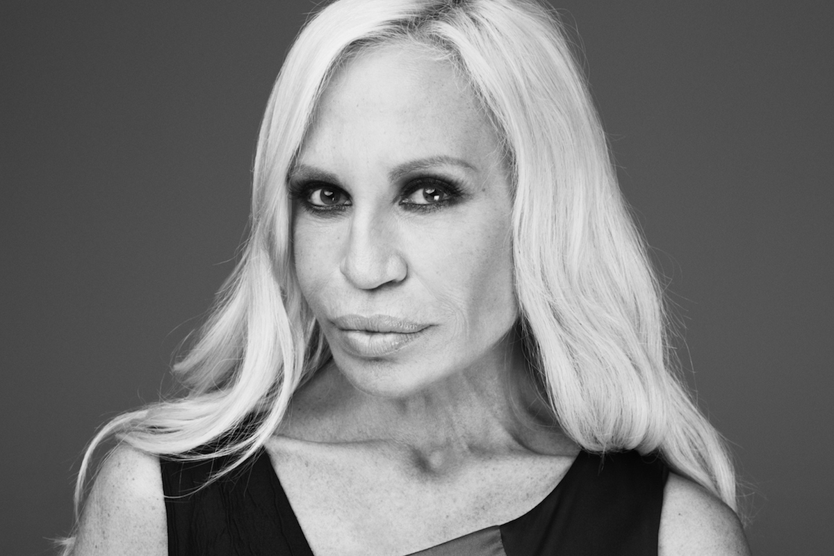 """Fur? I'm out of that. I don't want to kill animals to make fashion. It doesn't feel right."" - - Donatella Versace, Vogue March, 2018"